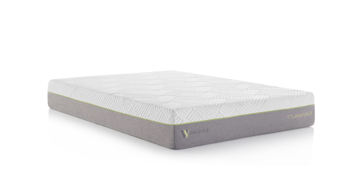 Latex Hybrid Mattress